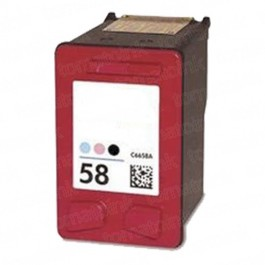 HP 58 C6658AN Photo Color Ink Cartridge