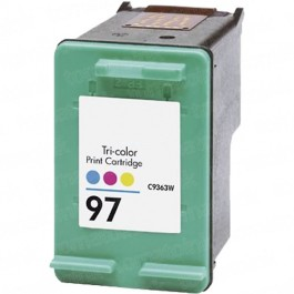 HP 97 C9363WN Color Ink Cartridge