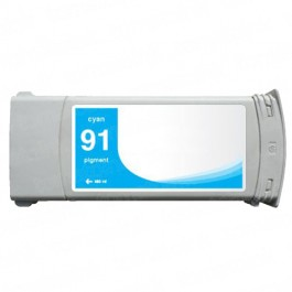 HP 91 C9467A Cyan Ink Cartridge