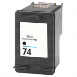 HP 74 CB335WN Black Ink Cartridge