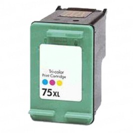 HP 75XL CB338WN High Yield Color Ink Cartridge