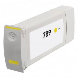 HP 789 CH618A Latex Yellow Ink Cartridge