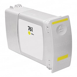 HP 761 CM992A Yellow Ink Cartridge