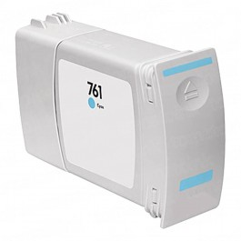 HP 761 CM994A Cyan Ink Cartridge