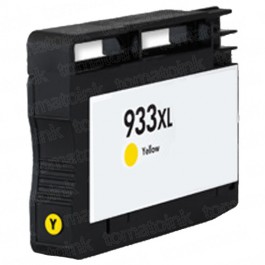 HP 933XL CN056AN High Yield Yellow Ink Cartridge