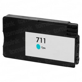 HP 711 CZ130A High Yield Cyan Ink Cartridge