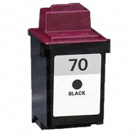 Lexmark 70 12A1970 Black Ink Cartridge