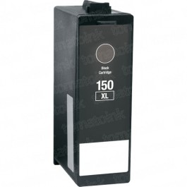 Lexmark 150XL / 14N1614 Black Ink Cartridge