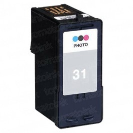 Lexmark 31 / 18C0031 Photo Color Ink Cartridge