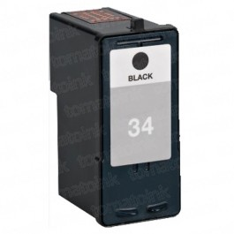 Lexmark 34 / 18C0034 High Yield Black Ink Cartridge