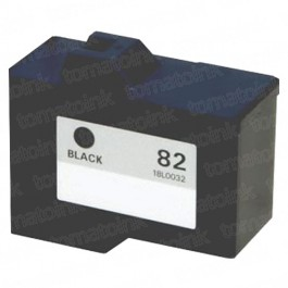 Lexmark 82 / 18L0032 Black Ink Cartridge