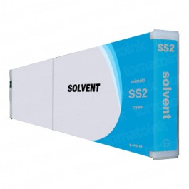 Mimaki SS2C / SPC-0380C Cyan Ink Cartridge