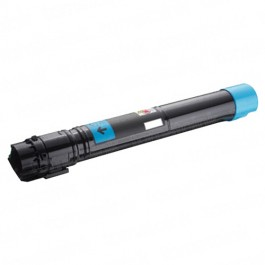 Dell 7130cdn Cyan Laser Toner Cartridge