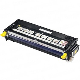 Dell 3110cn High Yield Yellow Laser Toner Cartridge