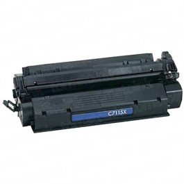 HP C7115X (15X) High Yield Black Laser Toner Cartridge