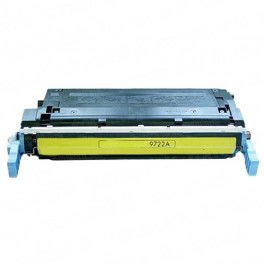 HP 641A C9722A Yellow Laser Toner Cartridge