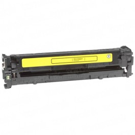 HP 125A CB542A Yellow Laser Toner Cartridge