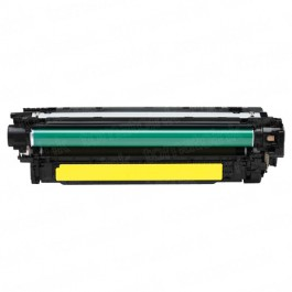HP 507A CE402A Yellow Laser Toner Cartridge