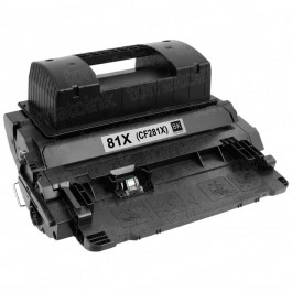 HP CF281X (HP 81X) High Yield Black Laser Toner Cartridge