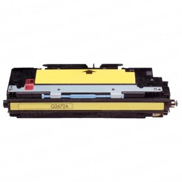 HP 309A Q2672A Yellow Laser Toner Cartridge