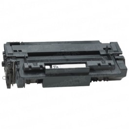 HP Q7551A (51A) Black Laser Toner Cartridge