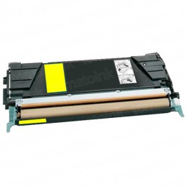 Lexmark C520 & C522 Yellow Laser Toner Cartridge