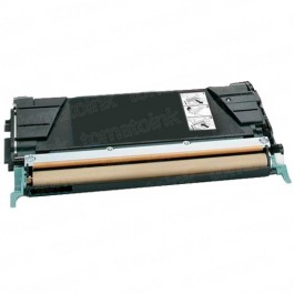 Lexmark C524 High Yield Black Laser Toner Cartridge