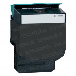 Lexmark C540H2KG High Yield Black Laser Toner Cartridge