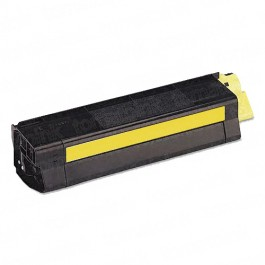 Okidata C5100 High Yield Yellow Laser Toner Cartridge