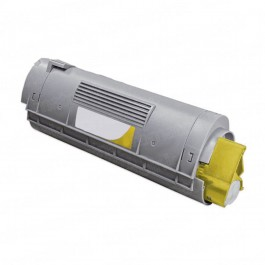 Okidata C6150 High Yield Yellow Laser Toner Cartridge