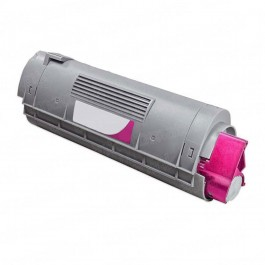 Okidata C6150 High Yield Magenta Laser Toner Cartridge