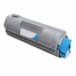 Okidata C6150 High Yield Cyan Laser Toner Cartridge