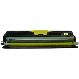 Okidata C110 High Yield Yellow Laser Toner Cartridge