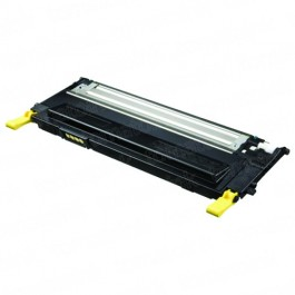 Samsung CLT-Y407S Yellow Laser Toner Cartridge