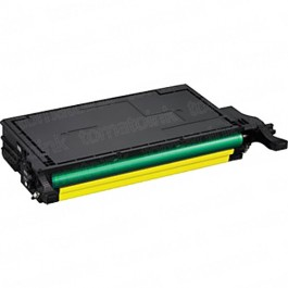 Samsung CLT-Y609S Yellow Toner Cartridge