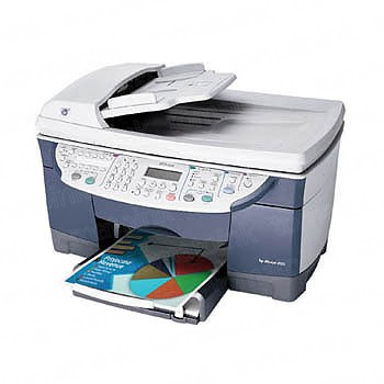 HP OfficeJet D135