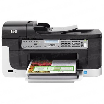 HP OfficeJet 6500 Wireless - E709n