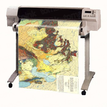 HP DesignJet 600 Plotter