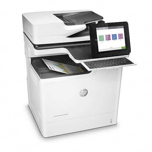 HP Color LaserJet Enterprise M681