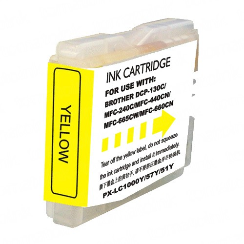 Brother LC51 Black & Color 4-pack Ink Cartridges