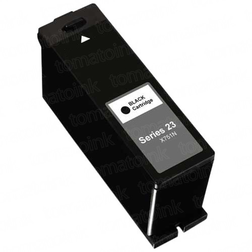 Dell (Series 23) T105N Black & T106N Color 8-pack Ink Cartridges