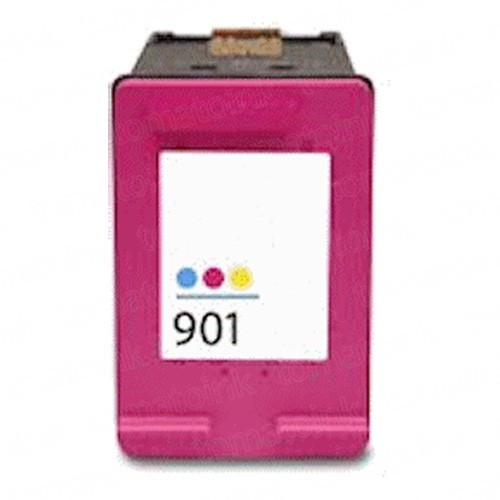 HP 901XL High Yield Black & Color 5-pack Ink Cartridges