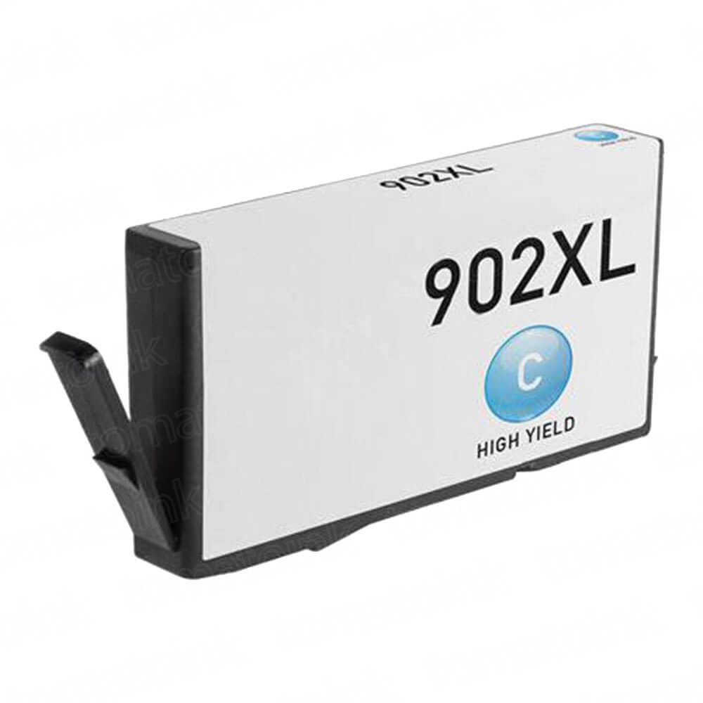 HP 902XL T6M02AN High Yield Cyan Ink Cartridge