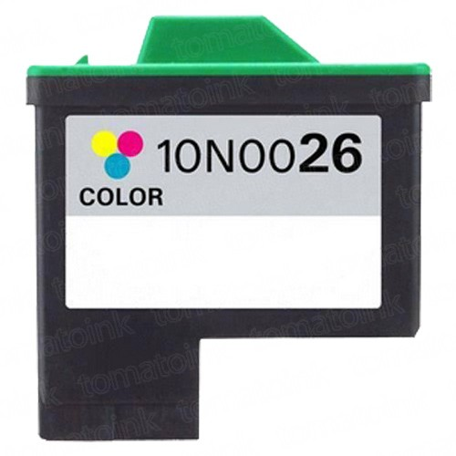 Lexmark #16 Black & #26 Color 5-pack Ink Cartridges