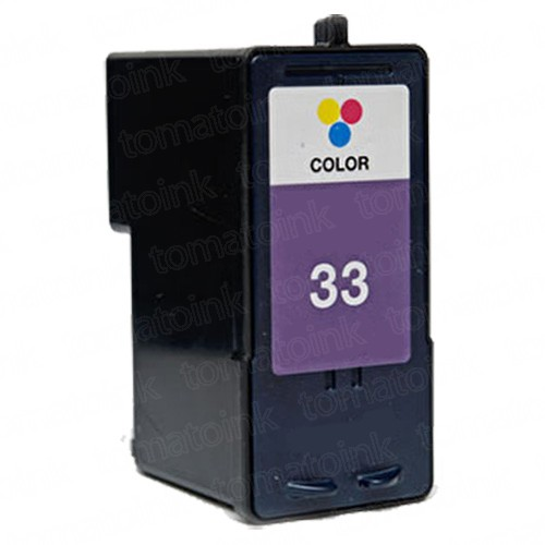 Lexmark #32 Black & #33 Color 3-pack Ink Cartridges