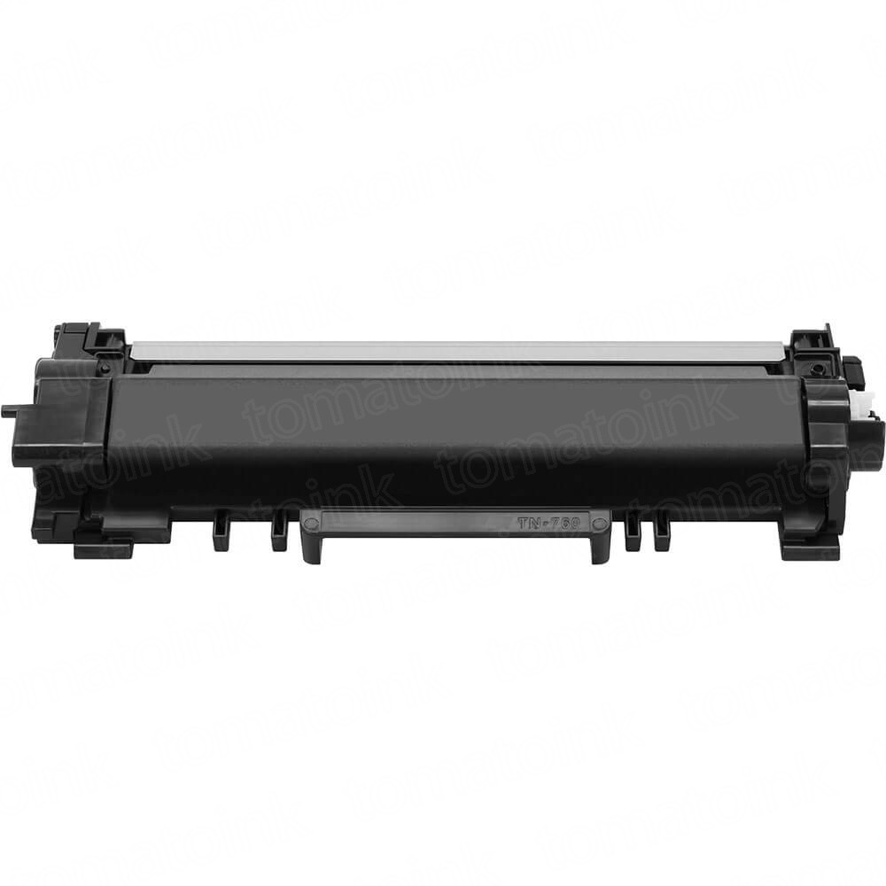Brother TN760 High Yield Black Laser Toner Cartridge
