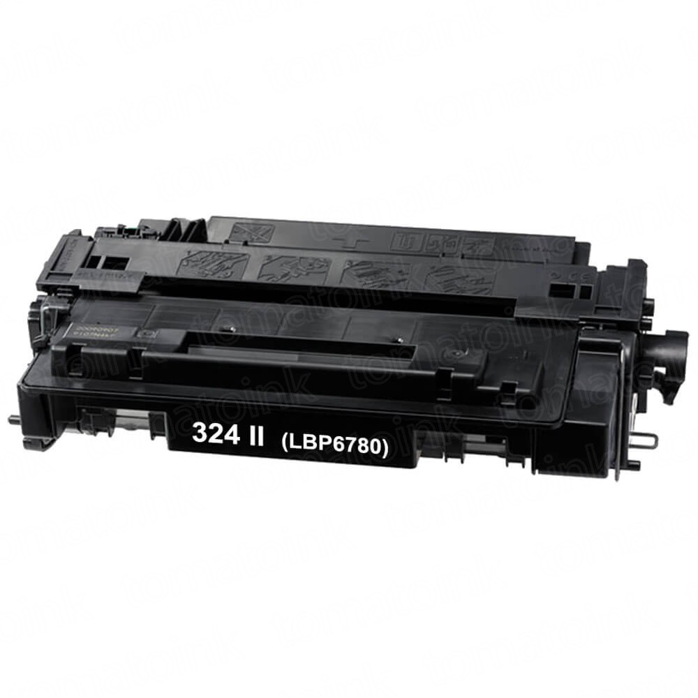 Canon 324 II High Yield Black Laser Toner