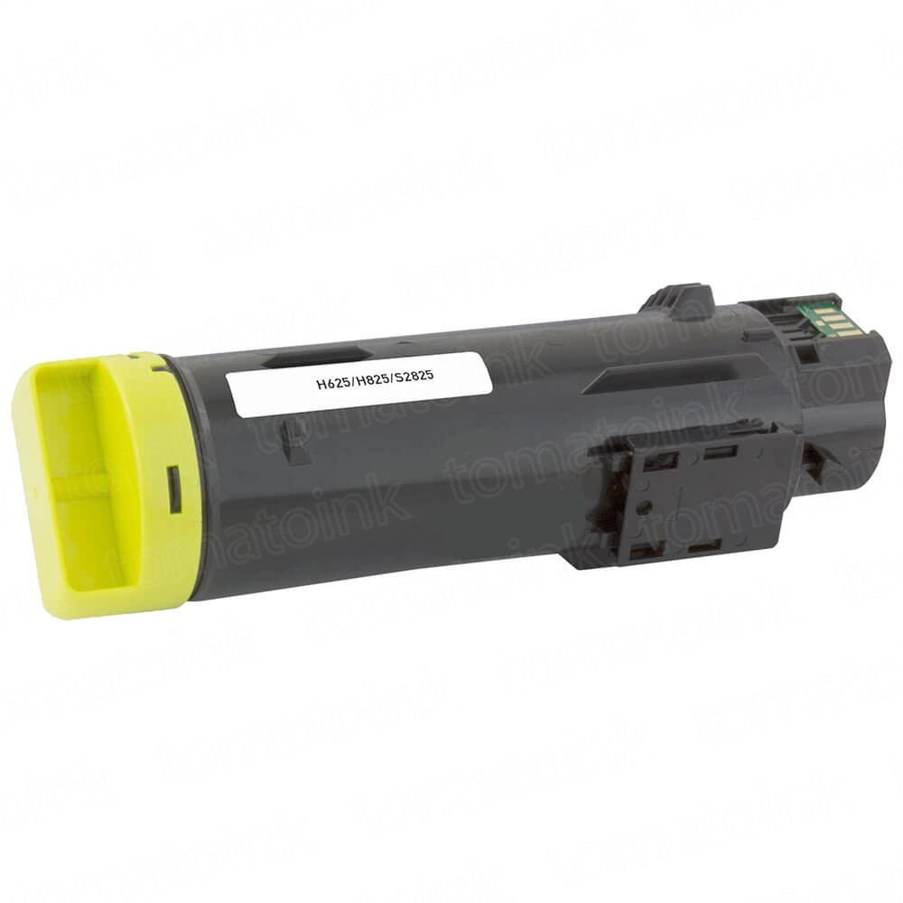 Dell H625 3P7C4 Yellow Toner Cartridge