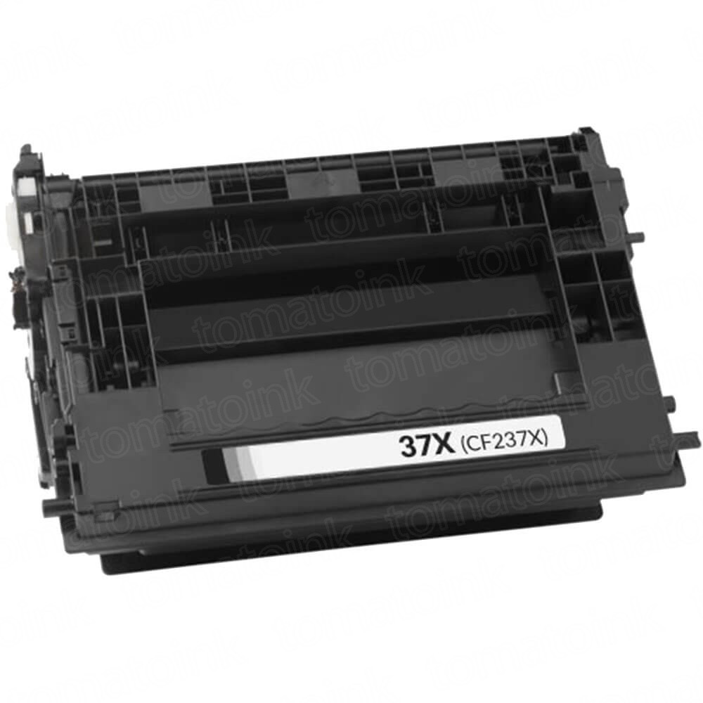 HP 37X / CF237X High Yield Black Toner Cartridge