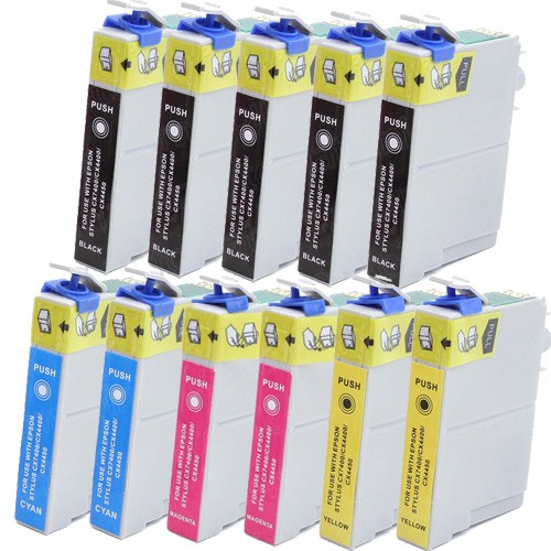 Epson 88 T088 Black & Color 11-pack High Yield Ink Cartridges
